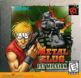 Metal Slug: 1st Mission (Neo Geo Pocket)
