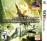 Ace Combat: Assault Horizon Legacy+ (Nintendo 3DS)