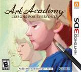 Art Academy: Lessons for Everyone! (Nintendo 3DS)