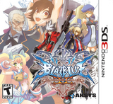 BlazBlue: Continuum Shift II (Nintendo 3DS)