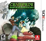Centipede: Infestation (Nintendo 3DS)