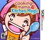 Cooking Mama 4: Kitchen Magic (Nintendo 3DS)