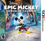 Epic Mickey: Power of Illusion (Nintendo 3DS)