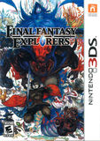 Final Fantasy Explorers -- Collector's Edition (Nintendo 3DS)