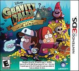 Gravity Falls: Legend of the Gnome Gemulets (Nintendo 3DS)