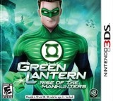 Green Lantern: Rise of the Manhunters (Nintendo 3DS)