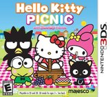 Hello Kitty Picnic with Sanrio Friends (Nintendo 3DS)
