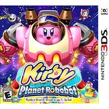 Kirby: Planet Robobot (Nintendo 3DS)