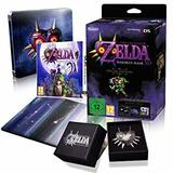 Legend of Zelda: Majora's Mask 3D, The -- Special Edition (Nintendo 3DS)