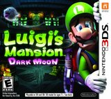 Luigi's Mansion: Dark Moon (Nintendo 3DS)