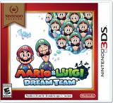 Mario & Luigi: Dream Team -- Nintendo Selects (Nintendo 3DS)