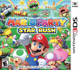 Mario Party Star Rush (Nintendo 3DS)