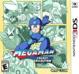 Mega Man: Legacy Collection (Nintendo 3DS)