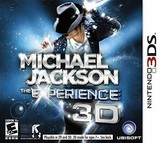 Michael Jackson: The Experience 3D (Nintendo 3DS)