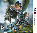 Monster Hunter 3: Ultimate (Nintendo 3DS)
