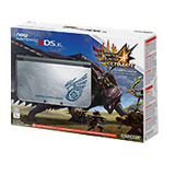 Monster Hunter 4 -- XL Ultimate Edition (Nintendo 3DS)