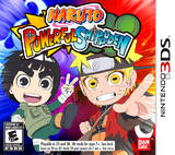 Naruto: Powerful Shippuden (Nintendo 3DS)