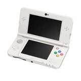 New Nintendo 3DS -- White (Nintendo 3DS)