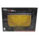 New Nintendo 3DS XL -- Hyrule Edition (Nintendo 3DS)