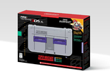 New Nintendo 3DS XL -- Super Nintendo Edition (Nintendo 3DS)