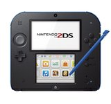 Nintendo 2DS -- Blue (Nintendo 3DS)