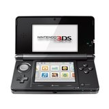 Nintendo 3DS -- Black (Nintendo 3DS)