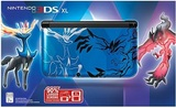 Nintendo 3DS XL -- Pokemon XY Blue Limited Edition (Nintendo 3DS)