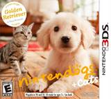 Nintendogs + Cats: Golden Retriever and New Friends (Nintendo 3DS)