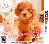 Nintendogs + Cats: Toy Poodle & New Friends (Nintendo 3DS)