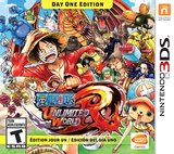 One Piece Unlimited: World Red -- Day One Edition (Nintendo 3DS)