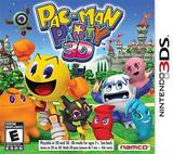 Pac-Man Party 3D (Nintendo 3DS)