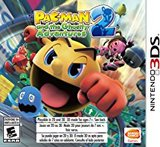 Pac-Man and the Ghostly Adventures 2 (Nintendo 3DS)