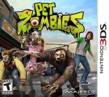 Pet Zombies (Nintendo 3DS)