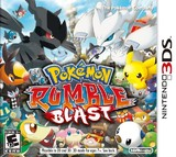 Pokemon Rumble Blast (Nintendo 3DS)