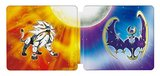 Pokemon Sun and Pokemon Moon Steelbook Dual Pack (Nintendo 3DS)
