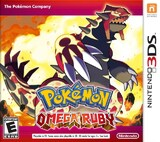 Pokemon: Omega Ruby (Nintendo 3DS)