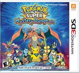 Pokemon: Super Mystery Dungeon (Nintendo 3DS)