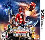 Power Rangers: Super Megaforce (Nintendo 3DS)