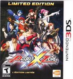 Project X Zone -- Limited Edition (Nintendo 3DS)