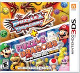 Puzzle & Dragons + Puzzle & Dragons Super Mario Bros. Edition (Nintendo 3DS)