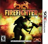 Real Heroes: Firefighter (Nintendo 3DS)