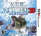 Reel Fishing: Paradise 3D (Nintendo 3DS)