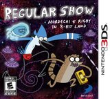 Regular Show: Mordecai & Rigby in 8-Bit Land (Nintendo 3DS)