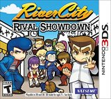 River City: Rival Showdown (Nintendo 3DS)