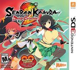 Senran Kagura 2: Deep Crimson -- Double D Edition (Nintendo 3DS)