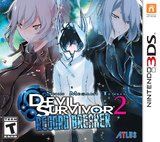 Shin Megami Tensei: Devil Survivor 2: Record Breaker (Nintendo 3DS)