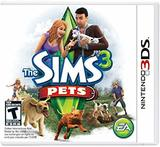 Sims 3: Pets, The (Nintendo 3DS)