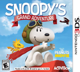 Snoopy's Grand Adventure (Nintendo 3DS)