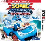 Sonic & All-Stars Racing: Transformed -- Bonus Edition (Nintendo 3DS)
