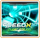 SpeedX 3D: Hyper Edition (Nintendo 3DS)
